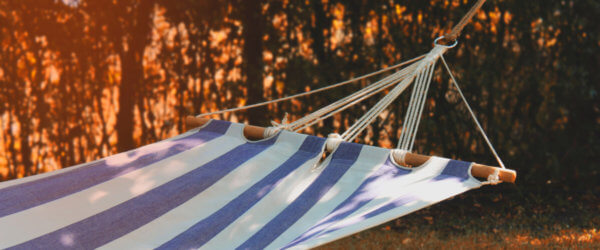Hammock for rest